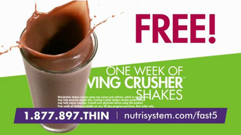 Nutrisystem Fast 5+ TV Spot, 'Nothing Like It' Featuring Marie Osmond - Thumbnail 8