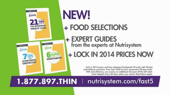 Nutrisystem Fast 5+ TV Spot, 'Nothing Like It' Featuring Marie Osmond - Thumbnail 9