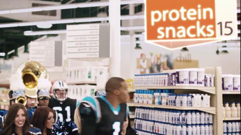 Oikos Triple Zero TV Spot, 'Protein Punch' Featuring Cam Newton - 14201 commercial airings