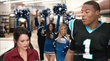 Oikos Triple Zero TV Spot, 'Protein Punch' Featuring Cam Newton - Thumbnail 6