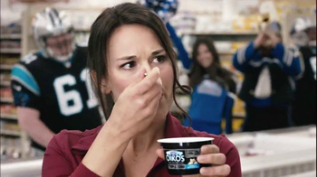 Oikos Triple Zero TV Spot, 'Protein Punch' Featuring Cam Newton - Thumbnail 7