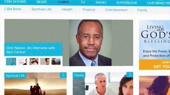 CBN.com TV Spot, 'Life' - Thumbnail 7