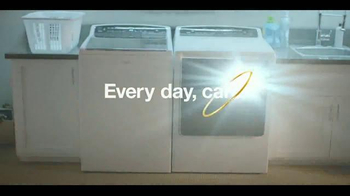 Whirlpool Cabrio Laundry Pairs TV Spot, 'Quiet Moments' - Thumbnail 10