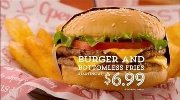 Red Robin Tavern Double TV Spot, 'Burger Investment' - Thumbnail 1