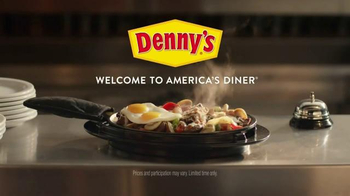 Denny's Philly Cheese Steak and Egg Skillet TV Spot, 'Roaring Skillets' - Thumbnail 10