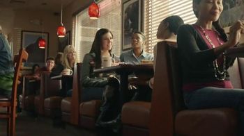 Denny's Philly Cheese Steak and Egg Skillet TV Spot, 'Roaring Skillets' - Thumbnail 2