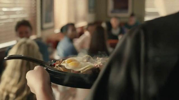 Denny's Philly Cheese Steak and Egg Skillet TV Spot, 'Roaring Skillets' - Thumbnail 4
