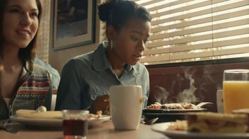 Denny's Philly Cheese Steak and Egg Skillet TV Spot, 'Roaring Skillets' - Thumbnail 7