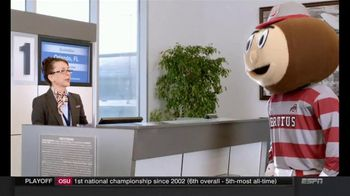 Walt Disney World TV Spot, 'National Champions' Featuring Brutus Buckeye