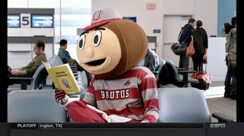 Walt Disney World TV Spot, 'National Champions' Featuring Brutus Buckeye - Thumbnail 1