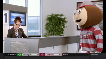 Walt Disney World TV Spot, 'National Champions' Featuring Brutus Buckeye - Thumbnail 3