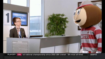 Walt Disney World TV Spot, 'National Champions' Featuring Brutus Buckeye