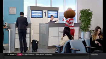 Walt Disney World TV Spot, 'National Champions' Featuring Brutus Buckeye - Thumbnail 5