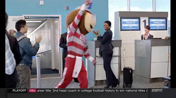 Walt Disney World TV Spot, 'National Champions' Featuring Brutus Buckeye - Thumbnail 7