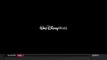Walt Disney World TV Spot, 'National Champions' Featuring Brutus Buckeye - Thumbnail 9