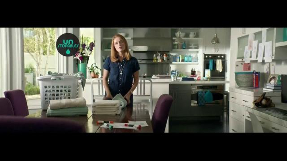 Downy Unstopables Scent Booster Tv Commercial How