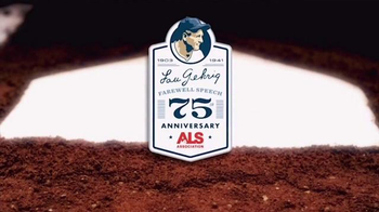 ALS Association TV Spot, 'Pride of the Yankees' - Thumbnail 9