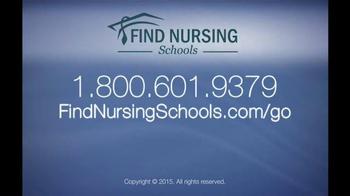 Find Nursing Schools TV Spot, 'Always There' - Thumbnail 9