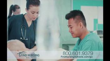 Find Nursing Schools TV Spot, 'Always There' - Thumbnail 3