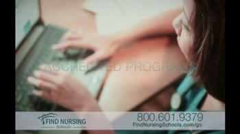 Find Nursing Schools TV Spot, 'Always There' - Thumbnail 4