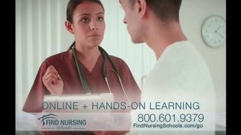 Find Nursing Schools TV Spot, 'Always There' - Thumbnail 5