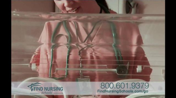 Find Nursing Schools TV Spot, 'Always There' - Thumbnail 6
