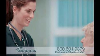 Find Nursing Schools TV Spot, 'Always There' - Thumbnail 8