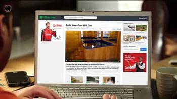 TaxSlayer.com TV Spot, 'Home Fix It Project' Featuring Dale Earnhardt, Jr. - Thumbnail 1