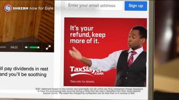 TaxSlayer.com TV Spot, 'Home Fix It Project' Featuring Dale Earnhardt, Jr. - Thumbnail 4