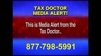 Call the Tax Doctor TV Spot, 'Media Alert'