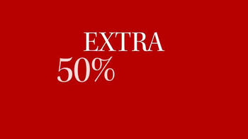 JoS. A. Bank TV Spot, 'Extra 50% Off All Clearance' - Thumbnail 8