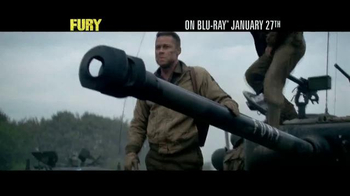 Fury Digital HD and Blu-ray TV Spot - Thumbnail 1