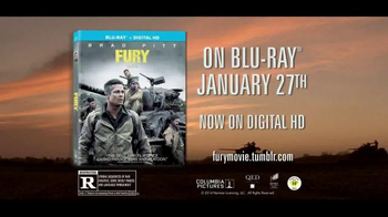 Fury Digital HD and Blu-ray TV Spot - Thumbnail 10