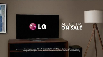 Best Buy LG OLED TV TV Spot, 'Game Changer' - Thumbnail 9