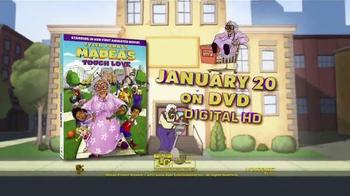 Tyler Perry's Madea's Tough Love DVD TV Spot - Thumbnail 10