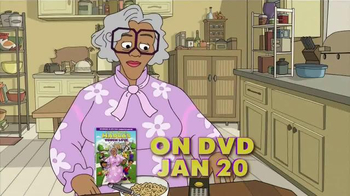 Tyler Perry's Madea's Tough Love DVD TV Spot - Thumbnail 2