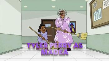 Tyler Perry's Madea's Tough Love DVD TV Spot - Thumbnail 7