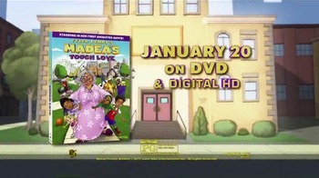 Tyler Perry's Madea's Tough Love DVD TV Spot - Thumbnail 9