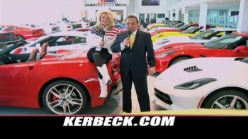 Kerbeck Corvette TV Spot, '200 New Stingrays'