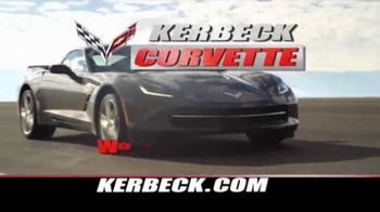 Kerbeck Corvette TV Spot, '200 New Stingrays' - Thumbnail 1