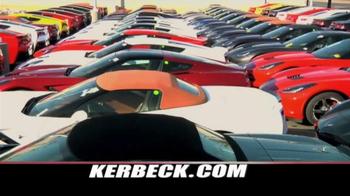 Kerbeck Corvette TV Spot, '200 New Stingrays' - Thumbnail 5