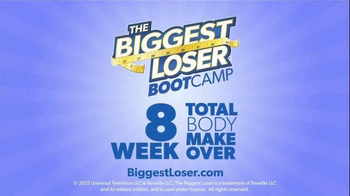 The Biggest Loser Bootcamp TV Spot, 'Total Body Makeover' - Thumbnail 10