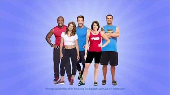 The Biggest Loser Bootcamp TV Spot, 'Total Body Makeover'