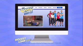 The Biggest Loser Bootcamp TV Spot, 'Total Body Makeover' - Thumbnail 6