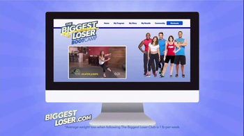 The Biggest Loser Bootcamp TV Spot, 'Total Body Makeover' - Thumbnail 8