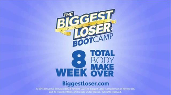 The Biggest Loser Bootcamp TV Spot, 'Total Body Makeover' - Thumbnail 9
