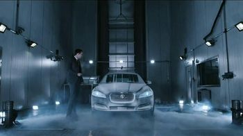 2015 Jaguar XF TV Spot, 'Climatic Testing Zone' Featuring Nicholas Hoult - 1503 commercial airings