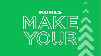 Kohl's TV Spot, 'Make Your Move: Gotta Run' - Thumbnail 5