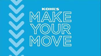 Kohl's TV Spot, 'Make Your Move: Gotta Run' - Thumbnail 2