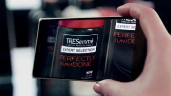 TRESemme Perfectly (un)Done TV Spot, 'Loose Waves' Ft. Sarah Jagger